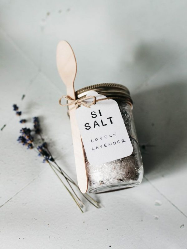 Bath Salts Lovely Lavender